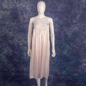 Vintage Miss Dior Pink Nightgown